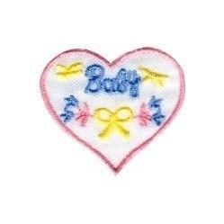 CORAÇÃO BABY ROSA