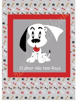 TECIDO SUBLIMADO BABY DOG BEGE - SCHUMMY