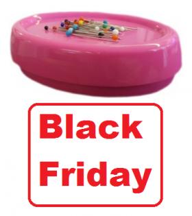 Porta alfinete magn tico rosa black friday fadimex - Black friday porta di roma ...