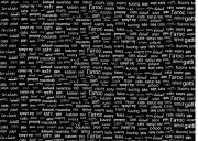 TECIDO SUBLIMADO GATOS BLACK - PAINEL LÍNGUAS
