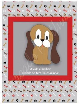 TECIDO SUBLIMADO BABY DOG BEGE - MARLEY