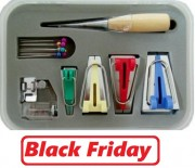 KIT FAZ VIÉS + CALCADOR - Black Friday