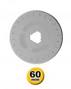 LAMINA REFIL CORTADOR CIRCULAR 60MM